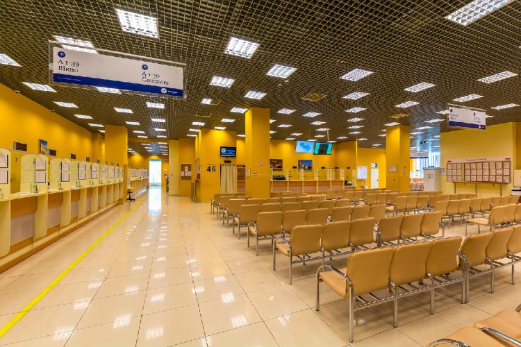 Визовый центр в Киеве