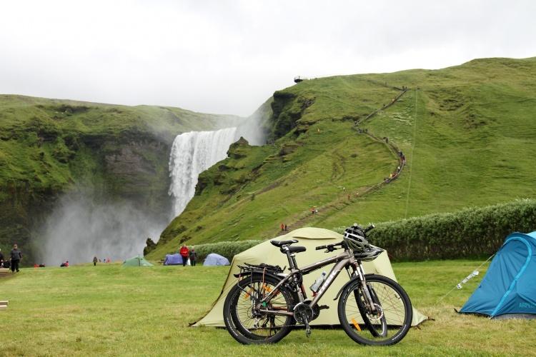Летняя погода в Исландии