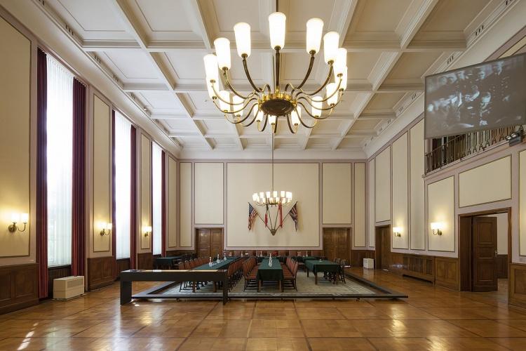 Музей Карлсхорст в Берлине