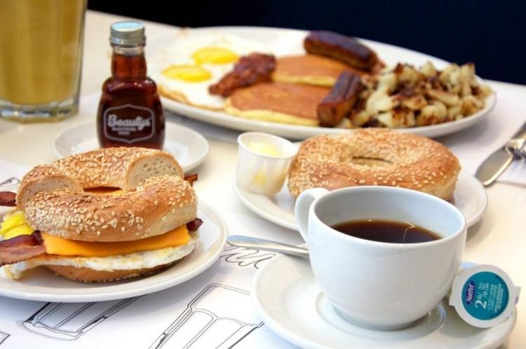 Где позавтракать в Монреале