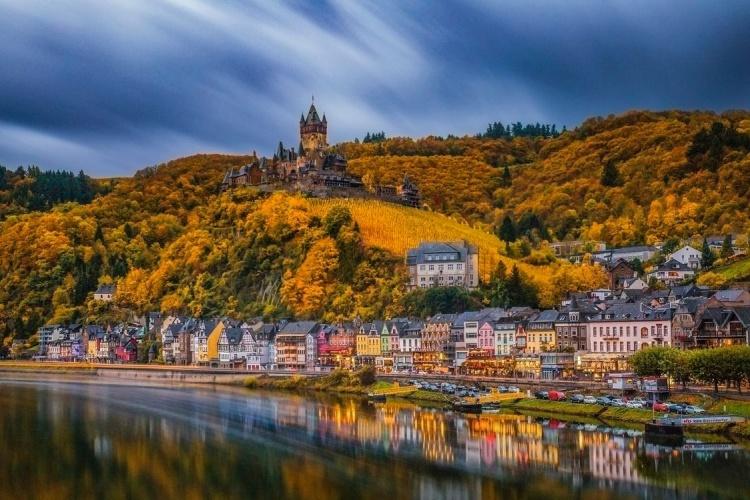 Осень в Германии