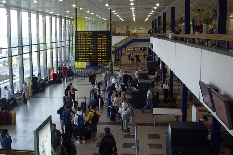 Сервис в аэропорте Берлин-Шёнефельд