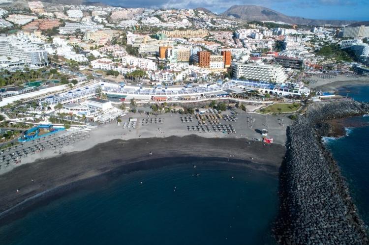 Пляж Плайя де Торвискас, Тенерифе