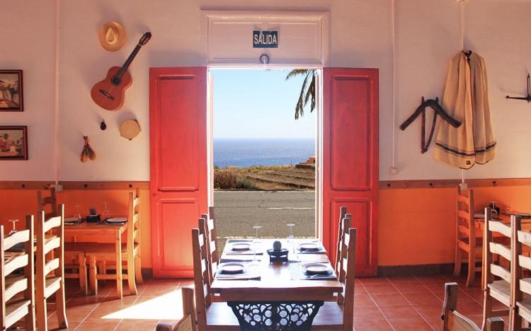Ресторан на Тенерифе Le Casona del Vino