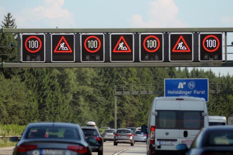 Правила дорожнего движения в Германии