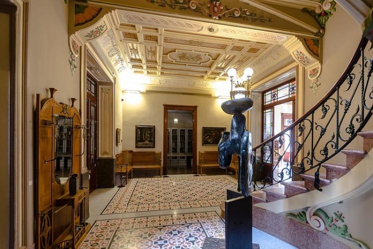 Музей Кан-Прунера в городе Сольер