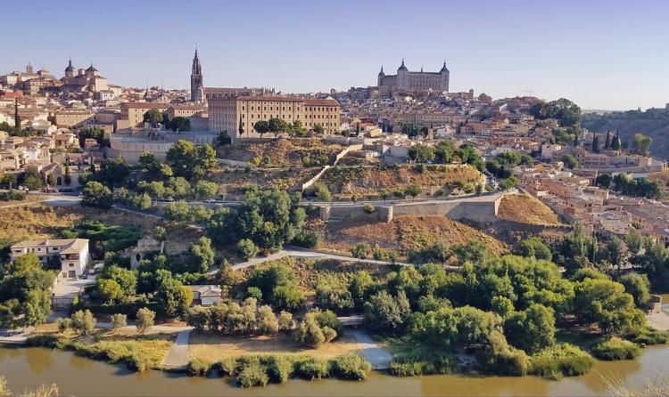 Центральный район Испании, Толедо