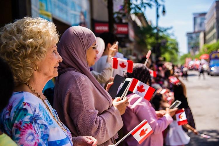 Религия в Канаде