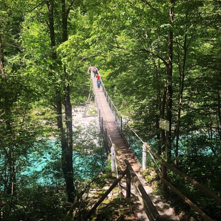 Триглав, Словения