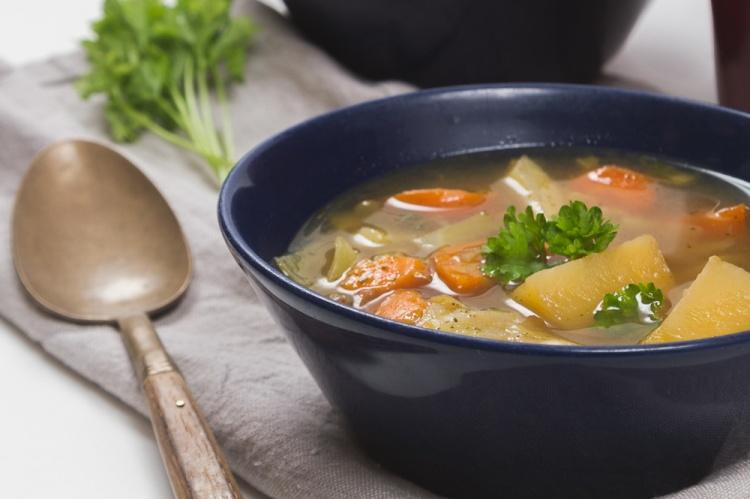 Национальный суп с ягненком в Исландии