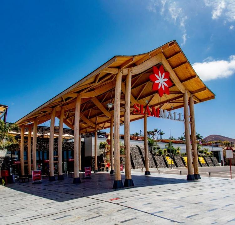 Торговые центры Тенерифе