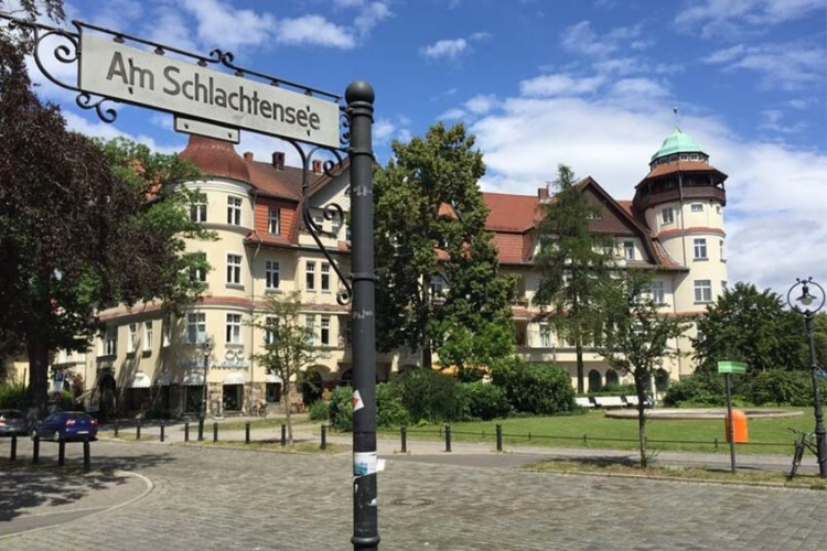 Район Штеглиц-Целендорф в Берлине