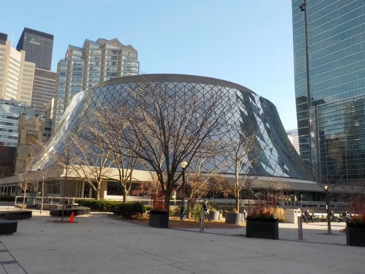 Рой-Томсон-холл, Торонто