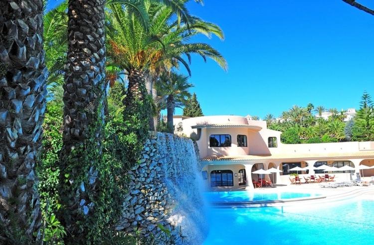 Vilalara Thalassa Resort в Португалии