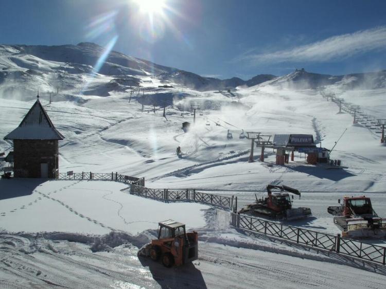 Сезоны для катания на лыжах в Сьерра Неваде
