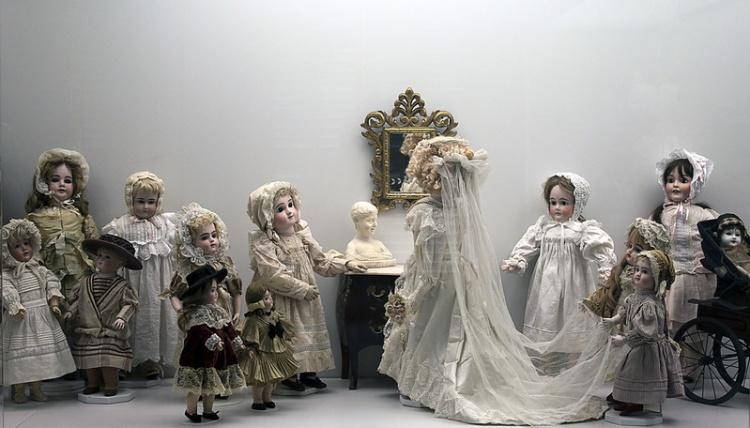 Музей Кан Прунера. Коллекция восковых кукол
