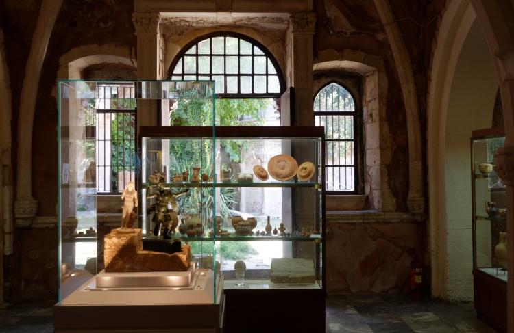 Археологический музей Ханьи, фото