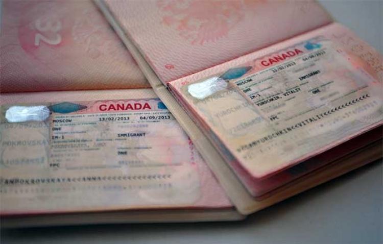 Как получить визу в Канаду