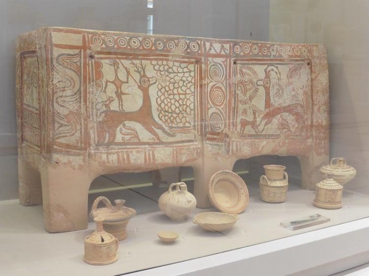 Ретимно, Археологический музей