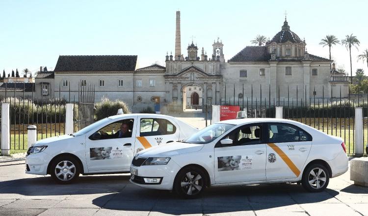 Такси в Севилье