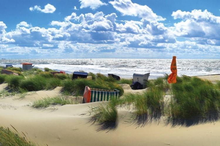 Пляжный отдых в Германии