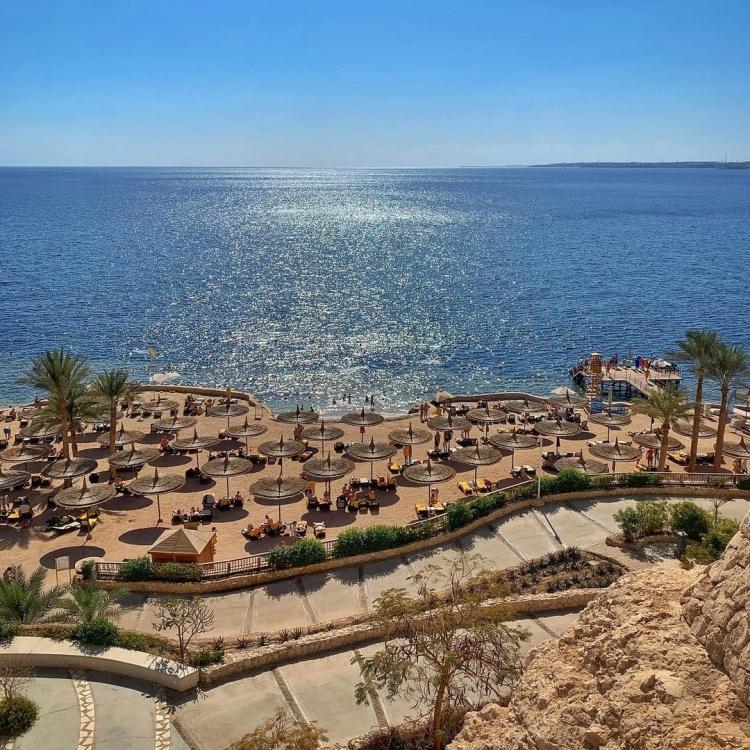Отель Риф Оазис Блю Бей в Шарм-эль-Шейхе