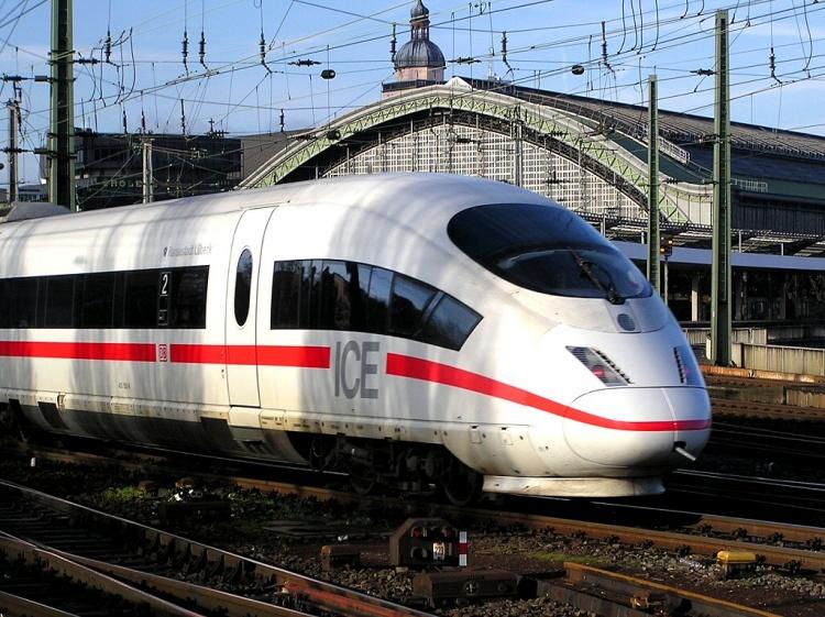 InterCity-Express в Германии