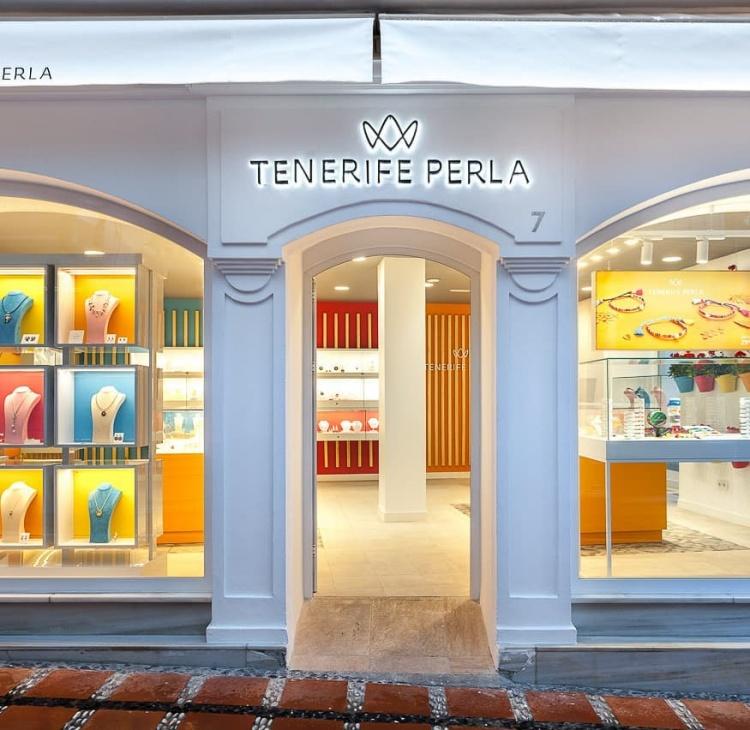 Что привезти с Тенерифе, магазин жемчуга на Тенерифе