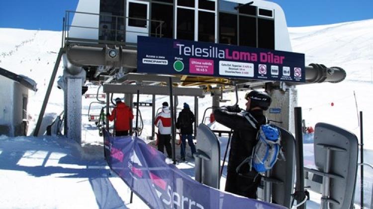 Покупка ски пасса в Сьерра Неваде