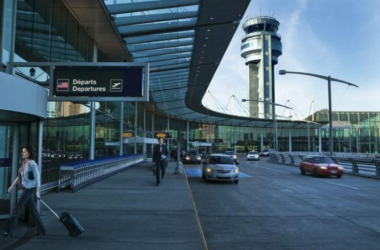 Как доехать до аэропорта Трюдо в Монреале