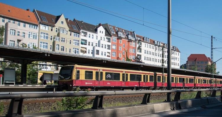Как работает S-Bahn в Берлине