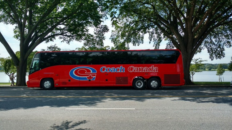 Перевозчик Coach Canada