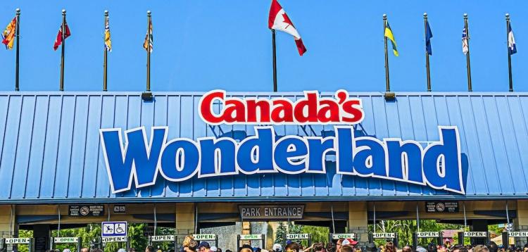 Канадский парк развлечений