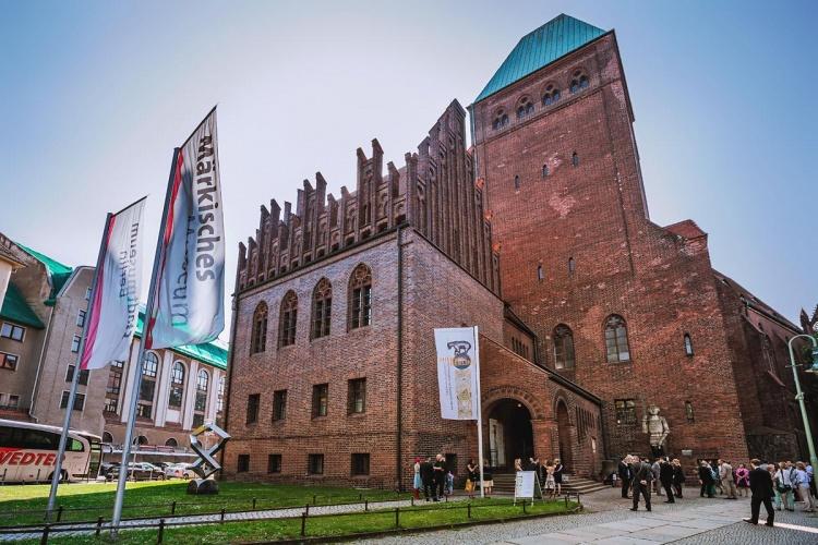 Бранденбургский музей в Берлине