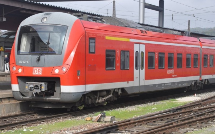 Regional-Express в Германии