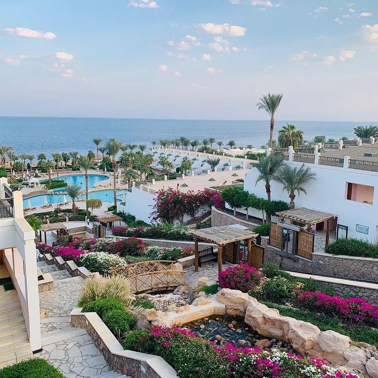 Отель Хилтон в Шарм-эль-Шейхе