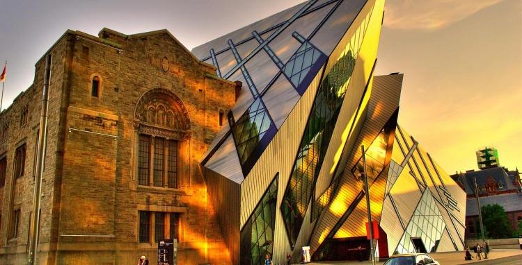 Королевский музей Торонто