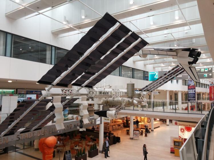 Сервисы в аэропорту Бремена