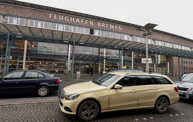 Как доехать до аэропорта в Бремене