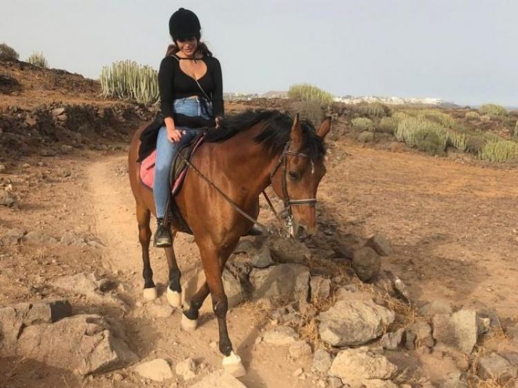 Верховая езда на Тенерифе
