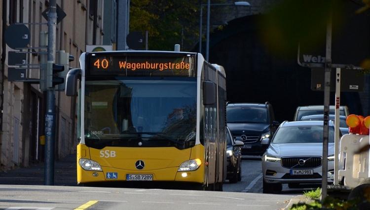 Немецкие городские автобусы