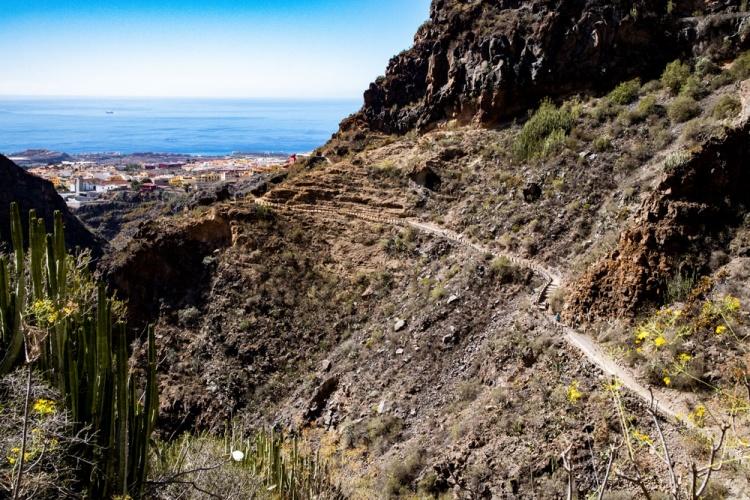 Barranco del Infierno на Тенерифе
