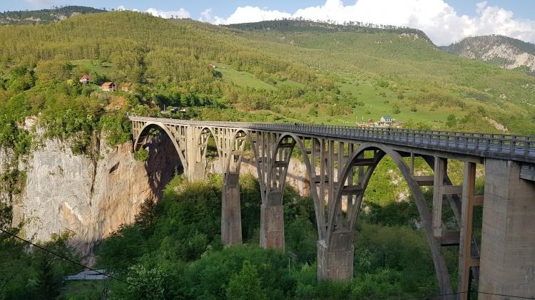 Мост Джурджевича, Дурмитор