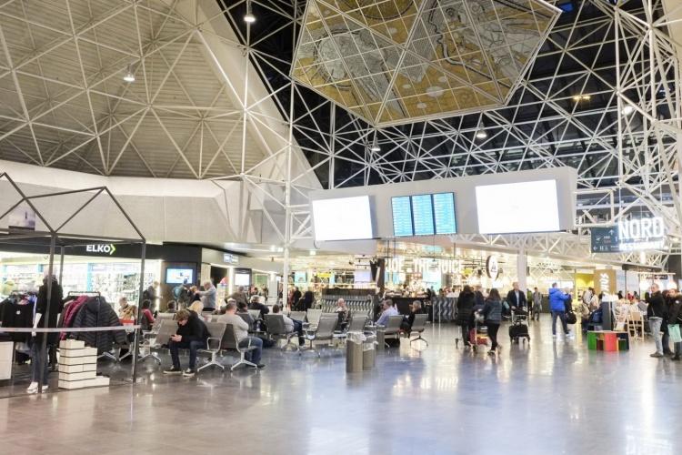 Аэропорт Кефлавик Исландия