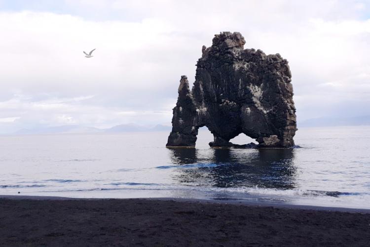 Достопримечательности в Исландии