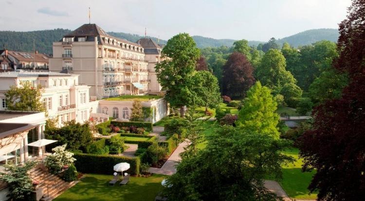 Villa Stefany в Германии