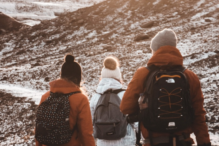В Исландию с детьми