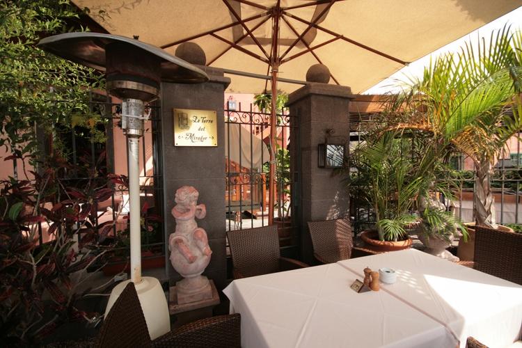Хороший ресторан на Тенерифе, Ла Торре дель Мирадор