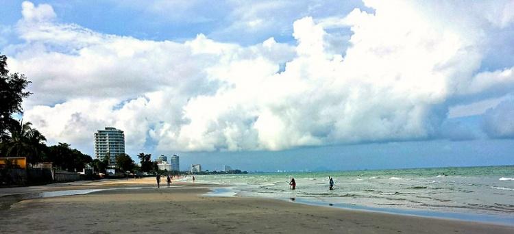 Пляж Хуа Хин, Таиланд