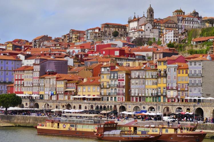 Северный регион Португалии, город Порту